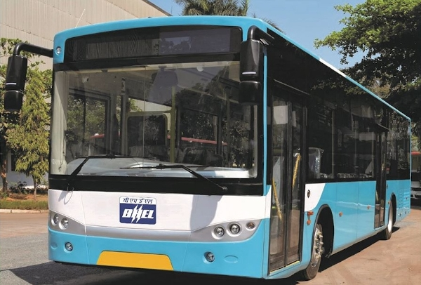 BHEL wins order for supply of electric buses to Uttar Pradesh